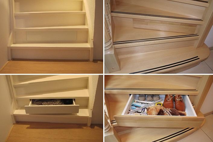 Lades In Trap : Traplade heeft voor u de oplossing een la in uw trap
